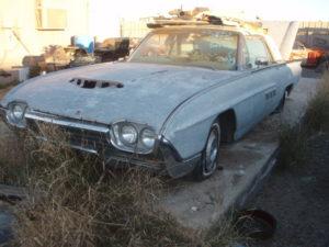 1963 Ford Thunderbird (63FO0213D)