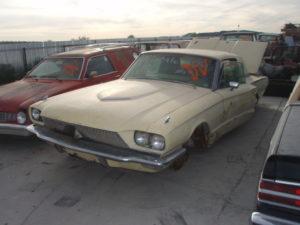 1966 Ford Thunderbird (66FDNVD)