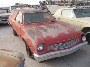 1971 Ford Pinto S/W (71FO8586D)