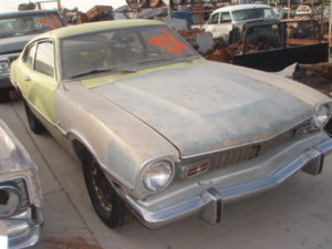 1970 Ford Maverick (70FO7357D)