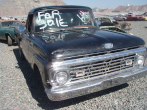 1964 Ford-Truck F100 (64FT3637D)