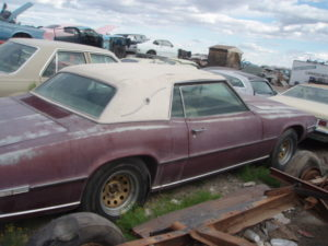 1968 Ford Thunderbird (68FO7656