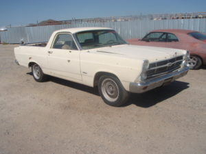 1967 Ford Ranchero (67FO3806D)