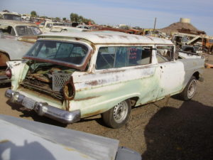1957 Ford Country Squire (57FO3934C)