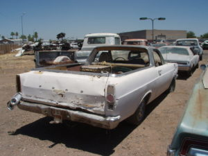 1966 Ford Ranchero (66FO3209D)