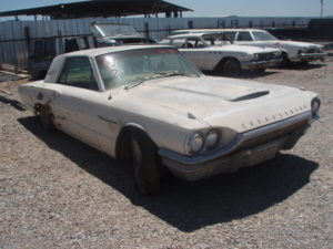 1966 Ford T-bird (66FO9011D)