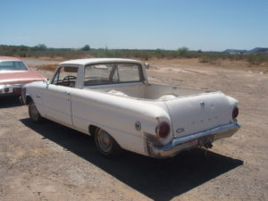 1960 Ford Ranchero (60FO6400D)