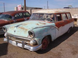 1955 Ford Country Squire (55FO8212C)
