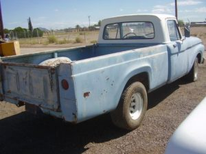 1963 Ford-Truck (630122C)