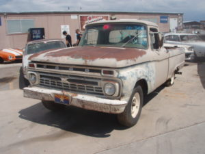 1966 Ford-F100 (66FT4704D)