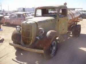 1935 Ford-Truck  (35FTNVRB3C)
