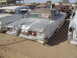 1958 Ford Thunderbird (#58FO8623C)