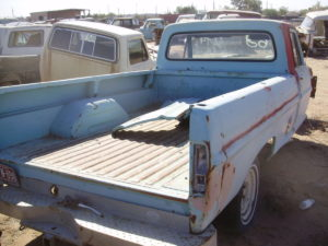 1967 Ford-Truck F 100 (67FT2387C)