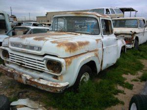1959 Ford 1/2 Ton F100 (59fd7019c)