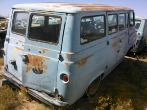 1961 Ford Econoline 2RD (61FD3660C)