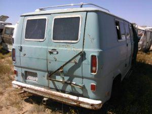 1969 Ford Econoline (69FD3060C)