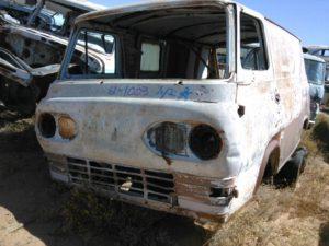1961 Ford Econoline (61FD1003C)