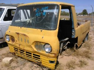1961 Ford Econoline pick-up (61FD1499C)