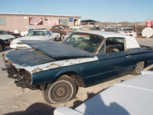 1966 Ford Thunderbird (66FO5582D)