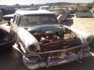 1956 Ford Fairlane (56FO2779D)