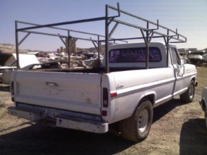 1971 Ford-Truck  (718645D)