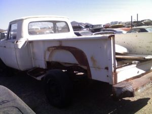 1961 Ford-Truck Custom Cab (612405D)