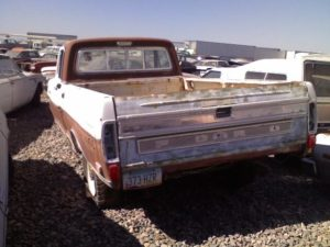 1968 Ford-Truck  (684159D)