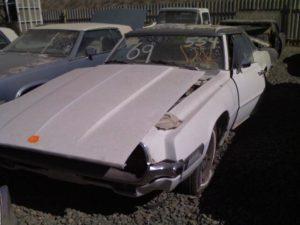 1969 Ford Thunderbird (69FO8697D)
