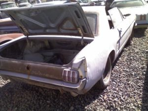 1966 Ford Mustang (66FO6816D)