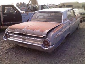 1962 Ford Galaxie (62FO0774D)
