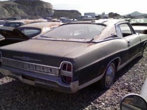 1971 Ford LTD (71FO1580D)