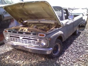 1966 Ford-Truck (666540D)