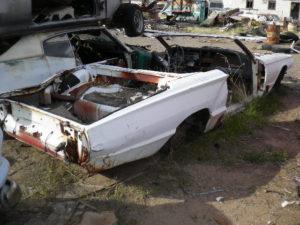 1966 Ford Thunderbird Conv. (66FONVCVB)
