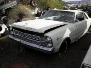 1966 Ford Galaxie (66NVFFB)