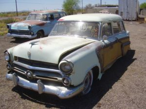 1952 Ford Country Squire (52FO4799C)