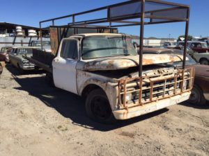 1963 Ford Truck Flatbed 1 Ton (63FT2949D)