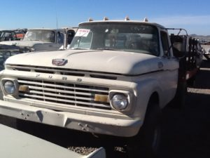 1962 Ford Truck 4WD (#62FT2928D)