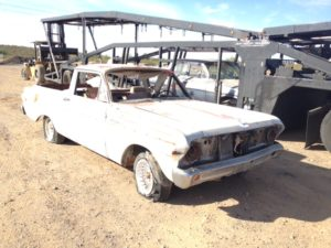 1965 Ford Ranchero (65FT4262D)