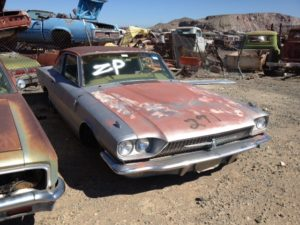 1966 Ford T-bird (66FO2456D)