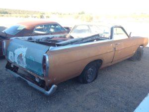 1968 Ford Ranchero (68FTNVD)