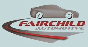 Fairchild rubber logo
