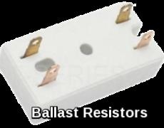 Ballast resistors