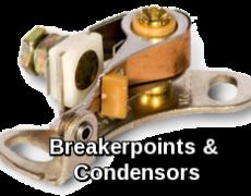 Contactpunten & condensators