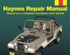 Werkplaatsboek Jeep CJ5