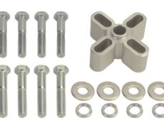 """Cooling fan spacer 1"""" 31510"""