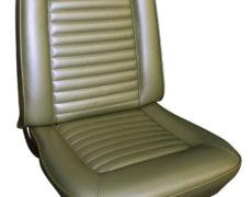 64-65 Ford Mustang Bekleding, Alleen voor stoelen